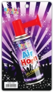 AEROSOL AIR HORN,I/cd 25g/125ml