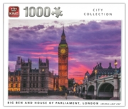 JIGSAW,1000pc.Big Ben & House Of Parliament,London