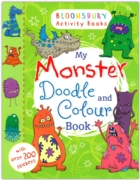 ACTIVITY BOOK,Bloomsbury, My Monster Doodle/Colour