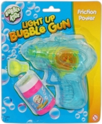 BUBBLE GUN,Auto Friction inc. Bubble Kids I/cd