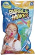 BUBBLE MAKER,Fun Set,Bagged