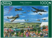 JIGSAW,1000pc.Family Airshow, Jumbo