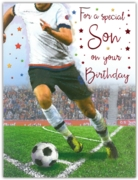 GREETING CARDS,Son 6's Football
