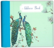 ADDRESS BOOK,Peacock