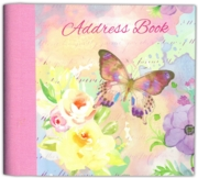 ADDRESS BOOK,Les Papillons