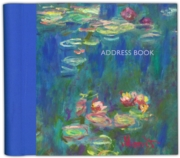 ADDRESS BOOK,Monet