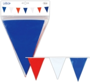 BUNTING,Red White & Blue H/pk