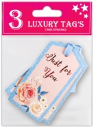 GIFT TAGS,English Rose 3's