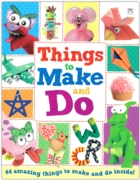 ACTIVITY BOOK,Things to Make and Do