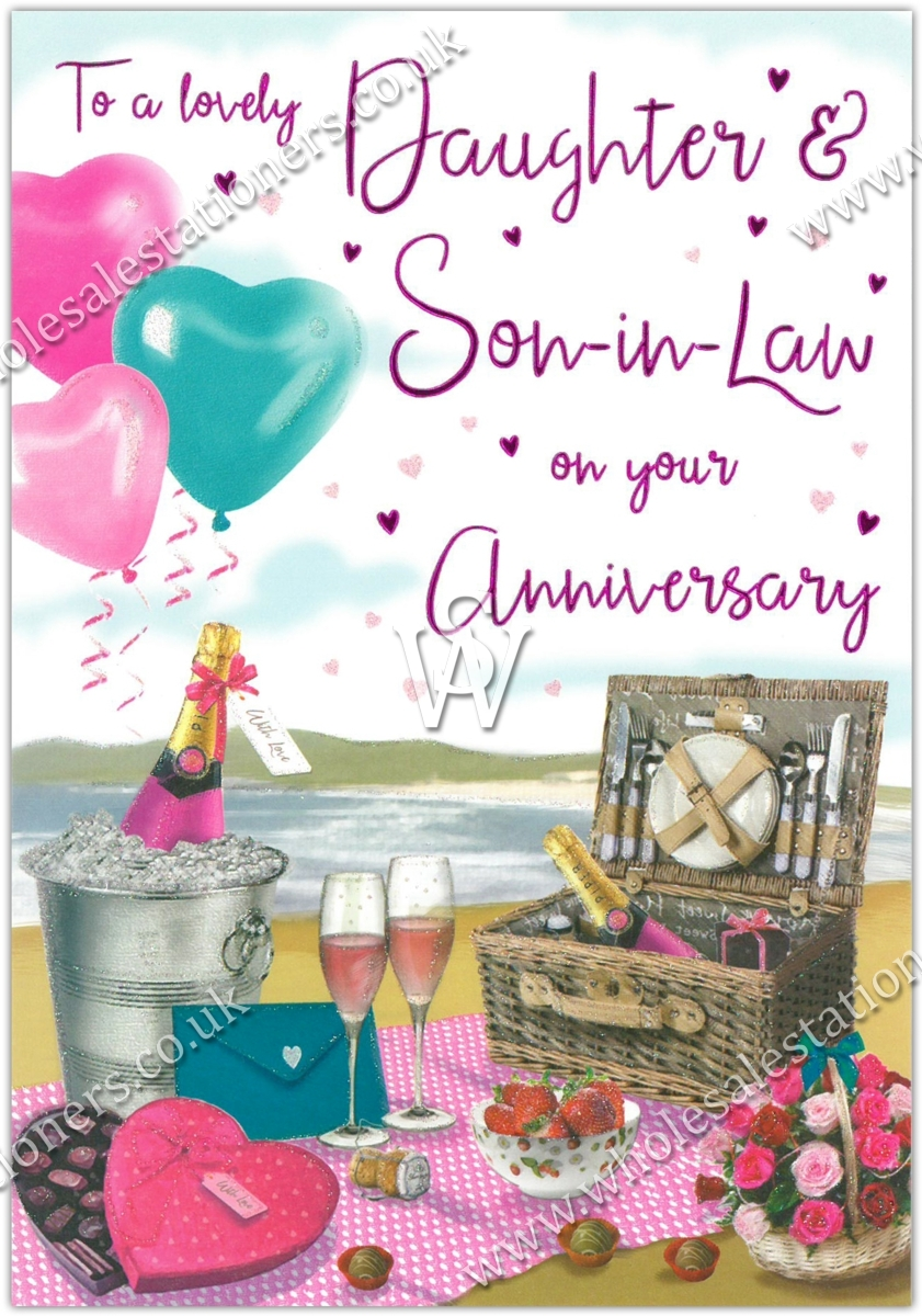 Greeting cardsdaughter son in law 6s champagne picnic greeting cardsdaughter son in law 6s champagne picnic m4hsunfo