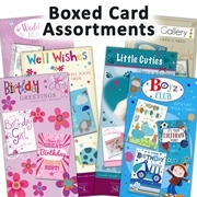 Boxed Card Assortments