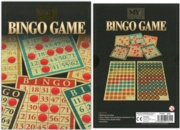 BINGO GAME,Inc 300 Bingo Card Chips etc. Boxed