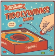 TIDDLYWINKS Game,Retro Boxed.