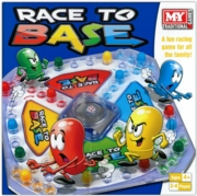 GAME,RACE TO BASE 2-4 Player,MY Bxd