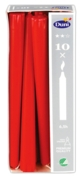 CANDLE,Red Taper 24cm