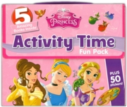 ACTIVITY PACK,Disney Princess 5 Books + 50 Stickers Boxed