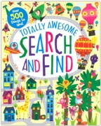 ACTIVITY BOOK,Search & Find Totally Awesome