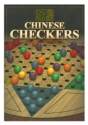 CHINESE CHECKERS,Boxed 60 counters