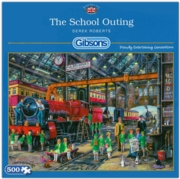 JIGSAW,500pc.The School Outing (£11.99)