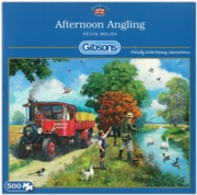 JIGSAW,500pc.Afternoon Angling (£11.99)