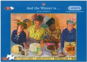 JIGSAW,500pc.XL And the Winner is  (£15.99)