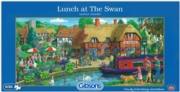 JIGSAW,636pc.Lunch At The Swan (£12.99)