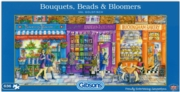 JIGSAW,636pc.Bouquets,Beads & Bloomers (£12.99)