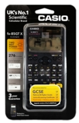 CALCULATOR,Casio Scientific FX85GTX Two Way Power I/cd