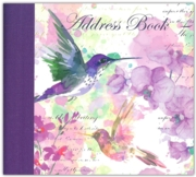 ADDRESS BOOK,Hummingbird