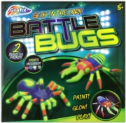 BATTLE BUGS,Glow in the Dark Paint Your Own Boxed