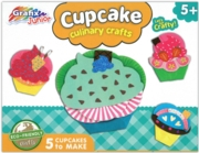 CRAFT KIT,Cupcakes Culinary Crafts Boxed (5+)