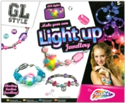 JEWELLERY SET,Light Up Make Your Own Boxed