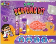 GROOVY LABZ,Perfume Kit 3 in 1 Boxed