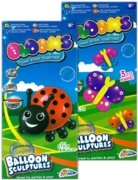 BLOONS,Balloon Sculptures,Make Your Own,Butterfly/Ladybird