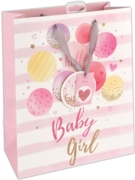 GIFT BAG,Baby Girl (Extra Large)(-25%)