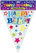 BUNTING,Happy Birthday Stars