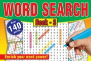ACTIVITY BOOK,Word Search A5 Landscape Asst.
