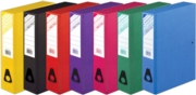 BOX FILE,Foolscap,Assorted Colours,Centurion