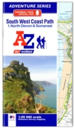 ATLAS,A-Z North Devon & Somerset Adventure