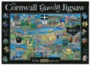 JIGSAW,1000pc.Cornwall Family