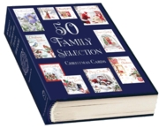 BOXED CARDS,Family Selection 50's 10 Asst. Designs,