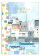 GIFT WRAP COLLECTION,By The Sea (10 Sheets/22 Tags)