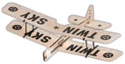 "REVELL Model - Balsa Birds ""Twin Sky"" Balsa Glider"