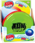 SKIMMER, Childs 225mm 63gm 3 Asst.Colours,CDU