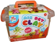 AIR DRY CLAY,Activity Tub with Accessories