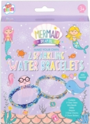WATER BRACELET,Make Your Own, Sparkling 2's H/pk