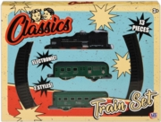 TRAIN SET CLASSIC,Electronic 13 Piece