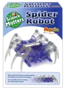 SPIDER ROBOT,Science Matters Boxed