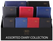 DIARY,57 Asst. 2021 4 Sizes, Retails 1.19,1.49,2.29 & £4.49