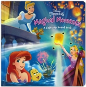 BOARD BOOK,Disney Princess Magical Moments (Light Up)